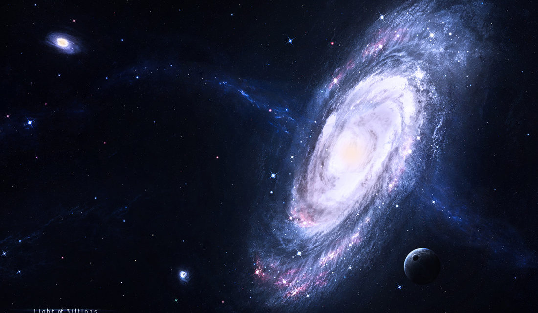 You've Heard of Black Holes. But 'White Holes' Might blow your mind