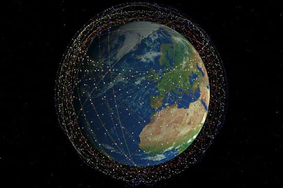 starlink-satellites-covering-the-earth